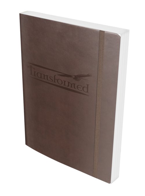 Transformed Hearts Recovery Journal