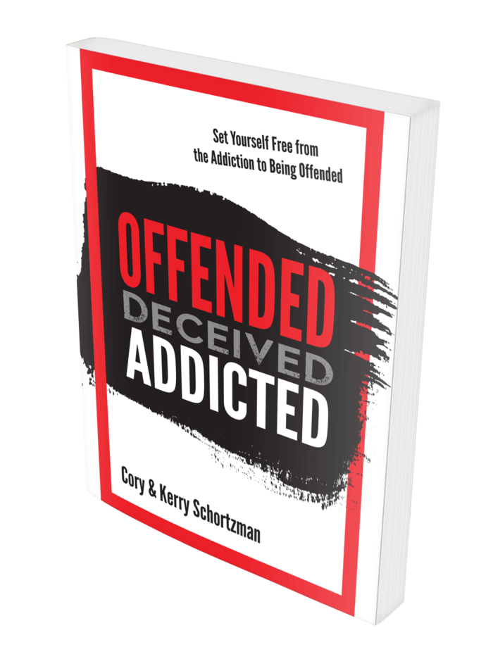 Offended Deceived Addicted by Cory & Kerry Schortzman