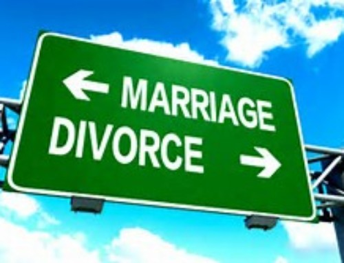Why Stay Married When You Can Get Divorced?
