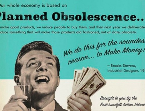 Planned Obsolescence and Conspicuous Consumption